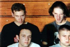 Eric Harris and Dylan Klebold.