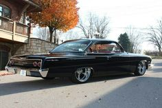 62 Chevy Bel Air Bubble Top.......