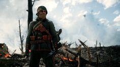 Video Game Battlefield 1  Wallpaper