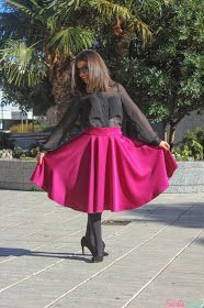 Tutorial falda capa!