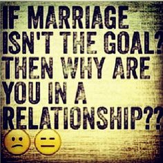 Please Govern Yourselves!! There's some people out here dating with No Purpose! Know your purpose & respect your time & the other persons time as well. If marriage isn't the goal, why are u in a relationship? Let it Marinate! Ladies and Gents, Have a Purpose in your Relationship with the will to make it an Everlasting relationship that turns into a Beautiful Marriage❤