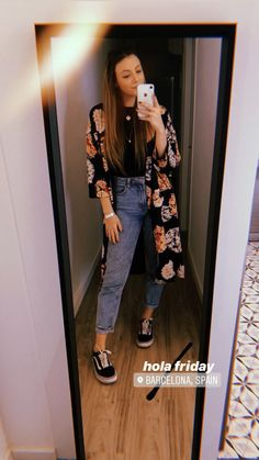 Teen Fashion Outfits, Mode Outfits, Look Fashion, Girl Outfits, Cute Casual Outfits, Simple Outfits, Stylish Outfits, Look Office, College Outfits