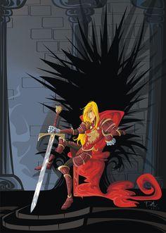 Jaime Lannister by dejan-delic.deviantart.com
