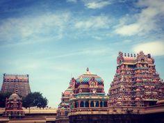 Sri Ranga Ranga Ranga #myoksha #srirangam #lordvishnu #indianculture #indiantemples #tamilnadutourism #tamilnadutemples #incredibleindia