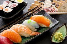 Składniki do sushi od A do Z. Część 2
