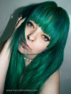 cherry-green-hair