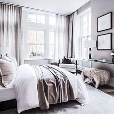 beautiful modern Scandinavian bedroom design and decor ideas - # . - beautiful modern Scandinavian bedroom design and decor ideas – - Home Decor Bedroom, Interior Design Bedroom, Scandinavian Design Bedroom, Modern Scandinavian Bedroom Design, Bedroom Interior, Home, Home Bedroom, Modern Bedroom, Home Decor
