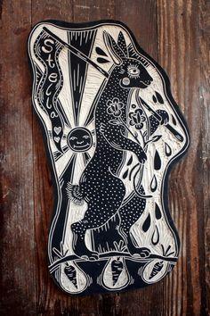 Rabbit for Stella. 2013
