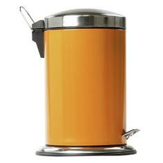 Imperial Home Stainless Steel Trash Can