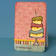 Great birthday card! #birthday #card