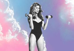 www.thelightsideparis.com : order a personal trainer online in Paris with train.me. If only Cindy Crawford turned up at your door..