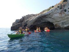 Sea Kayaking Zakynthos - Blue Caves Caves, Kayaking, Boat, Kayaks, Dinghy, Boats, Cave