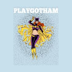PLAYGOTHAM - SUMMER (By Saqman and Legendary Phoenix) by saqman