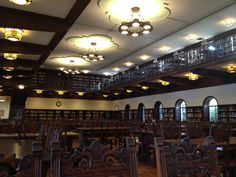 The University of San Diego library feels like it came directly from a Harry Potter film San Diego Library, University Of San Diego, College Life, Libraries, Sweet Home, Harry Potter, Feels, Ceiling Lights, Memories