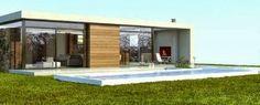 Tu Casa Modular Prefabricada: Casa moderna de estilo minimalista.