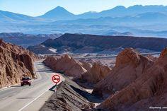 Parece o Grand Canyon mas fica na América Latina. Sabe onde é? Foto: @diegonm