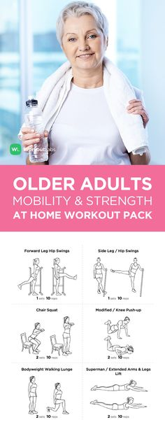 Older Adults Mobility and Strength at Home Workout Pack for Seniors and Elderly – visit http://wlabs.me/1uL1JXn to download!