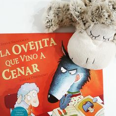 La ovejita que vino a cenar Cover, Books, Art, Art Background, Libros, Book, Kunst, Performing Arts, Book Illustrations