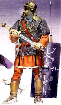 El aspecto de los legionarios en la época de Marco Aurelio