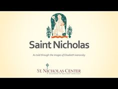 A video and powerpoint to tell the story of St Nicholas