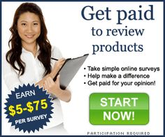 Vindale Research – Get Paid to Review Products + Earn $5-$75 Per Survey! |