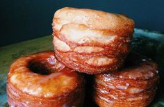 Vanilla Buttermilk Glazed Croissant Donuts | Tasty Kitchen: A Happy Recipe Community!