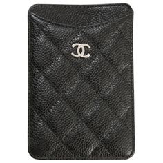 CHANEL Black Leather Accessories | Vestiaire Collective