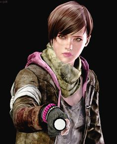 Super Smash Bros, Moira Burton, Rebecca Chambers, Resident Evil Game, Revelation 2, It's Always Sunny, Shadowrun, Memes, Saga