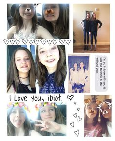 """""""i couldn't do this without you ❤️"""" by duhitsallison ❤ liked on Polyvore featuring Brinley Co"""