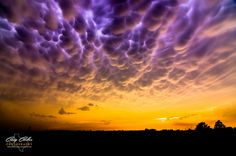 Mammatus Sunset | Flickr - Photo Sharing!