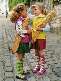 Les jeunes filles