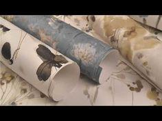 York Premium Peel & Stick Wallpaper Installation - Premium = Simply Candice and Magnolia Homes Peel and Stick How To Install Wallpaper, Peel And Stick Wallpaper, Wallpaper Installation, Magnolia Homes, Signature Style, Make It Yourself, York