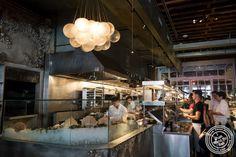 Open Kitchen atABC Cocina in New York, NY