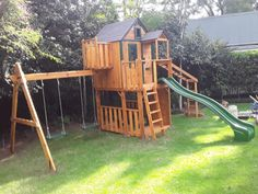 Bennys Creative Woodworkz. Tree Houses, Play Houses, Park, Creative, Kids, Young Children, Boys, Treehouse, Parks