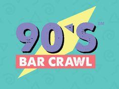 Image result for 90s logo