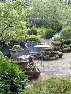 Lathouris Garden - traditional - landscape - sydney - by Arthur Lathouris Garden Designer