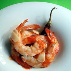 Gambas al Ajillo - Spanish Recipes - Delish.com