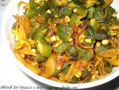 Bhindi Do Pyaaza Recipe: How to make Bhindi Do Pyaaza Recipe, Bhindi Do Pyaaza