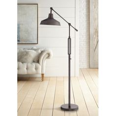 Averill Park Industrial Downbridge Bronze Floor Lamp Amazon Com Bronze Floor Lamp