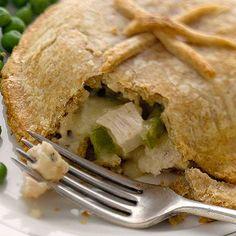 Pot Pie Pastry