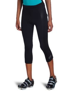 Women's Cycling Pants - Gore Bike Wear Womens Power 20 Lady Tights 34 >>> Click image to review more details.
