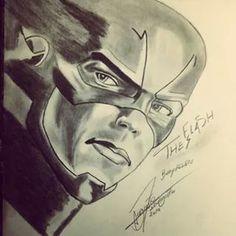 Grant Gustin como The Flash