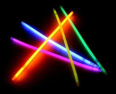 I use glowsticks to teach my students about conducting.  They love it!