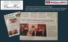 Da 'Gazzetta di Reggio'...