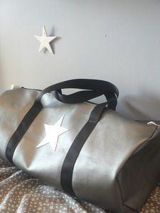 Tuto # 10 - Le sac Polochon - au Fil rouge