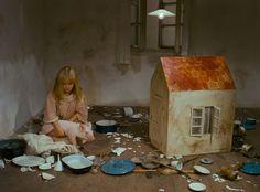 Jan Svankmajer - Alice  As freaky as it gets, brilliant director