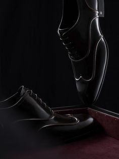 Masculine & elegance man's fashion photography accessories shoes