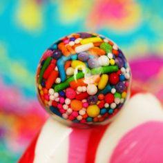 Sprinkles Resin Ring