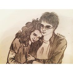 """""""""""-How does it feel, Harry? When you see Dean with Ginny? I know, Harry. You're my best friend. I see how you look at her. <...> -It feels like this..""""⚡️…"""""""