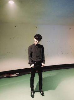 Yesung twitter update : KRY 고베 이틀째도 끝 ~~
